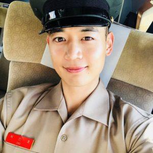 ミンホ(Shinee)の兵役入隊(海兵隊)