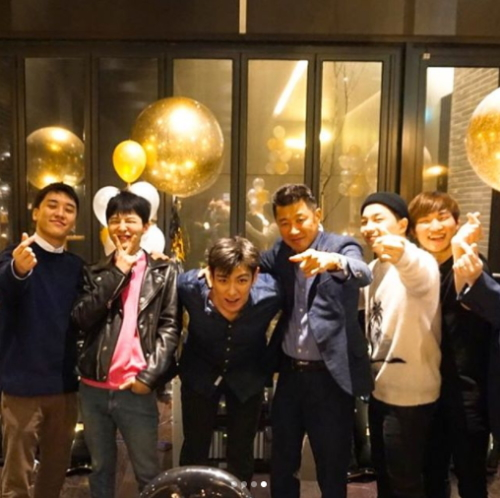 BIGBANG-20180222party