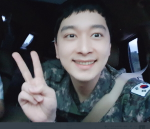 2PMチャンソンの兵役入隊