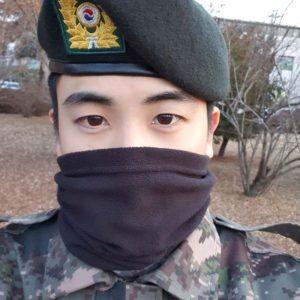 パク・ヒョンシクの兵役入隊